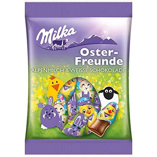 Milka Oster-Freunde 1 x 120g, Zartschmelzende...