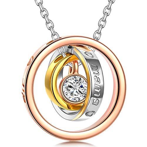 Kami Idea Muttertagsgeschenk - EWIG - Halskette...