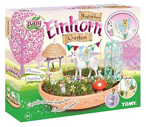 TOMY My Fairy Garden Spielzeugset, Magischer...