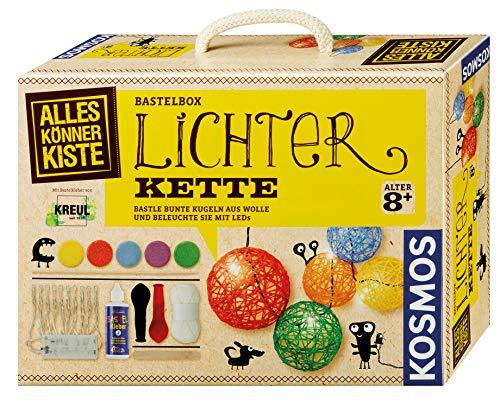 Kosmos 604288 AllesKönnerKiste Lichterkette zum...