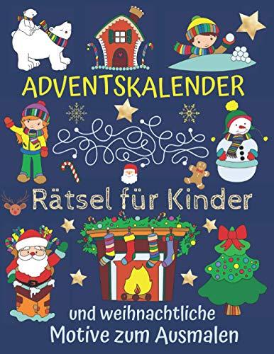 Adventskalender Rätsel für Kinder und...