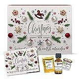 Superfood Adventskalender, Low Carb, Weihnachtskalender mit 24 gesunden Überraschungen von MeaVita