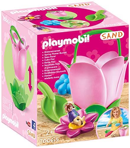 PLAYMOBIL Sand 70065 Sandeimerchen...