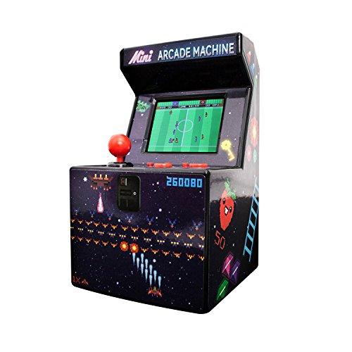 Thumbs Up - 240in1-8Bit Mini Arcade Maschine,...