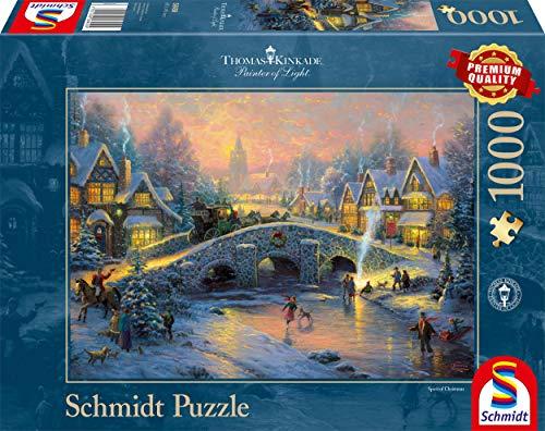 Schmidt Spiele 58450 - Thomas Kinkade...