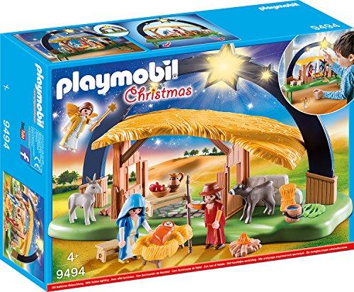 PLAYMOBIL Christmas 9494 Lichterbogen...