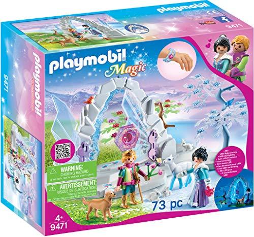 PLAYMOBIL Magic 9471 Kristalltor zur Winterwelt...