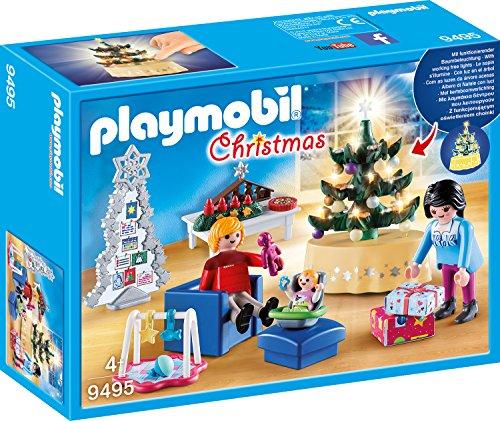 PLAYMOBIL Christmas 9495 Weihnachtliches...