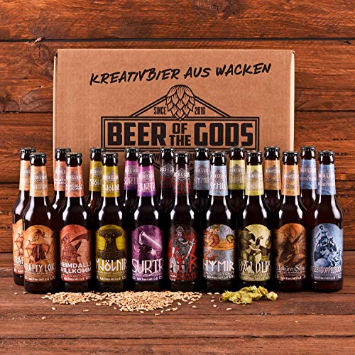 WACKEN BRAUEREI Craft Beer Box 20 x 0,33 l...