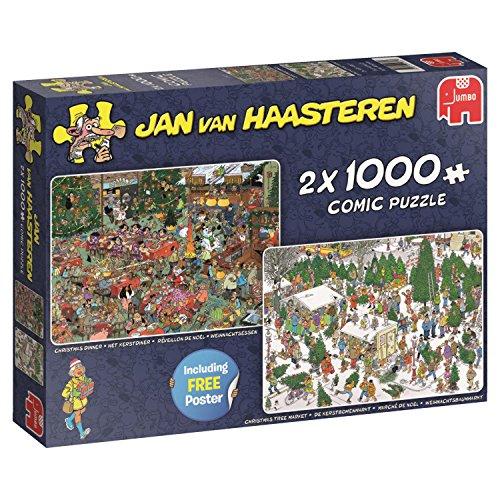 Jumbo 19080 2 x 1000, Mehrfarbig