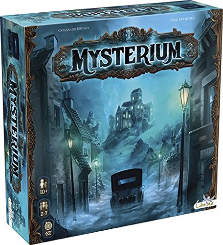 Asmodee Mysterium, Grundspiel, Familienspiel,...