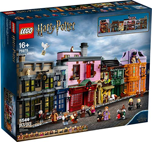 LEGO 75978 Harry Potter Winkelgasse - Diagon...