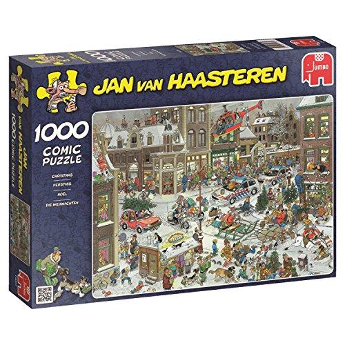 Jumbo Spiele 13007 Jan Van Haasteren Weihnachten,...