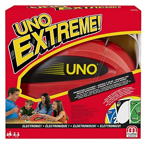 Mattel Games V9364 - UNO Extreme Kartenspiel,...