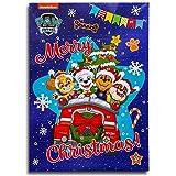 PAW Patrol Adventskalender mit Schokolade, Schoko Weihnachts Kalender