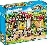 Playmobil Country 6926 Großer Reiterhof, mit viel Zubehör, 358-teilig, ab 4 Jahren