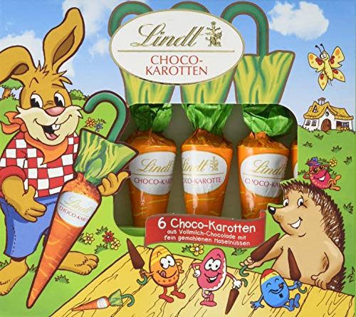 Lindt & Sprüngli Choco Karotten, 2er Pack (2 x 81...