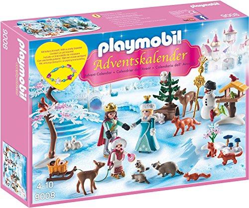 Playmobil 9008 - Adventskalender Eislaufprinzessin...