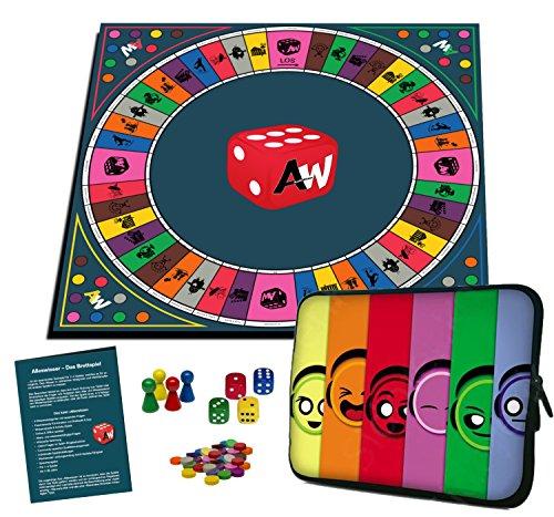 Alleswisser - Das Brettspiel, interaktives Quiz-,...