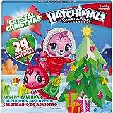 Hatchimals 6044284 - CollEGGtibles Crystal Christmas - Adventskalender mit 15 exklusiven Sammelfiguren und mehr als 24 Überraschungen