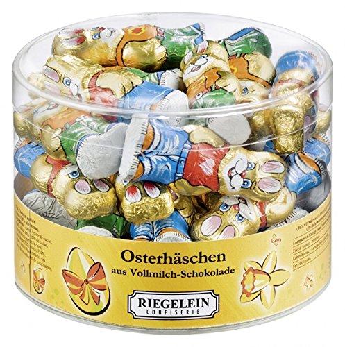 Riegelein Osterhäschen mit 28 Häschen, 1er Pack...