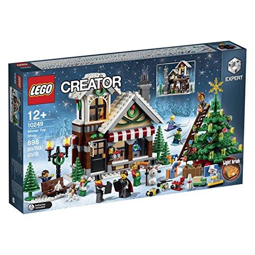 LEGO Creator 10249 - Weihnachtlicher...