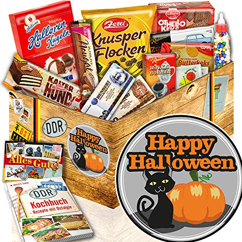 Happy Halloween + DDR Produkte + Halloween...