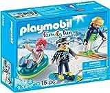 Playmobil 9286 - Freizeit-Wintersportler