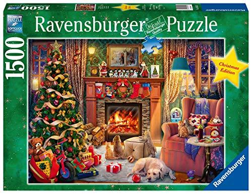 Ravensburger Puzzle 16558 16558-Heiligabend-1500...