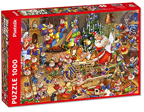 Piatnik 5379 - Ruyer, Weihnachtsmann