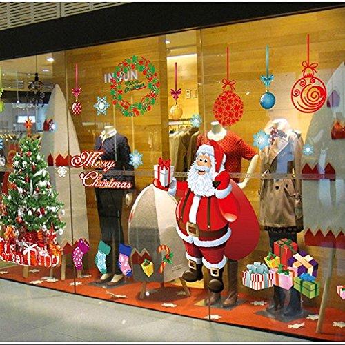 Tuopuda Weihnachtssticker'Frohe Weihnachten'...