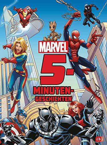 Marvel 5-Minuten-Geschichten: Vorlesegeschichten...