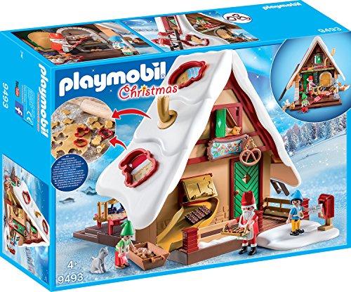 PLAYMOBIL Christmas 9493 Weihnachtsbäckerei mit...