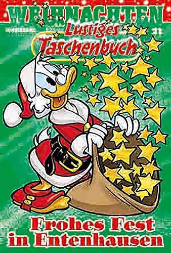 Lustiges Taschenbuch Weihnachten 21: Frohes Fest...