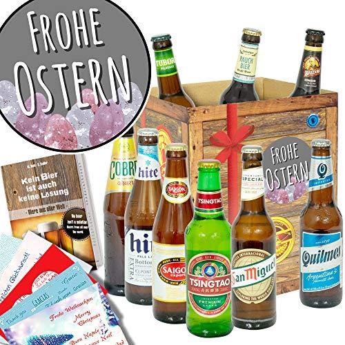 Frohe Ostern - Geschenke für Ostern - Biere der...