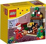 LEGO – 40125 – Besuch vom Weihnachtsmann