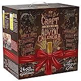 KALEA Craft Beer Adventskalender mit 24 x 0,33 L Flaschen Craft Bier von Privatbrauereien, neue Bestückung 2020, Geschenkidee zur Vorweihnachtszeit für Männer, inklusive Sondersude, limitierte Auflage