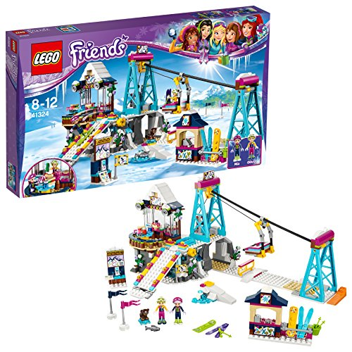 Lego Friends 41324 - 'Skilift im Wintersportort...